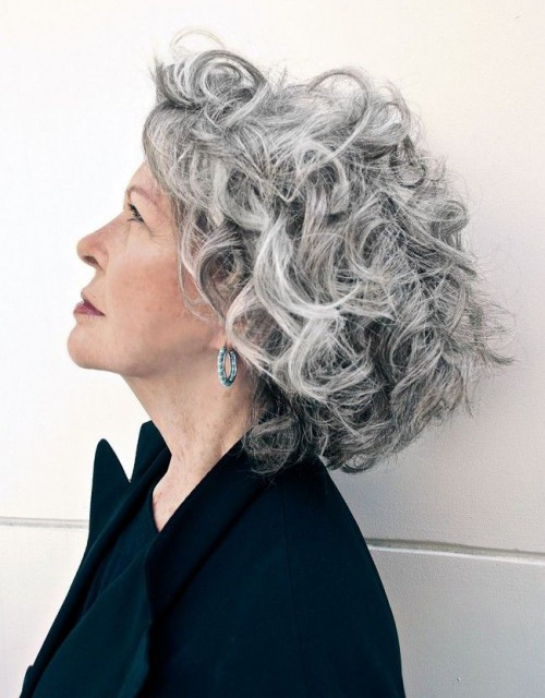 confidentgreycurls
