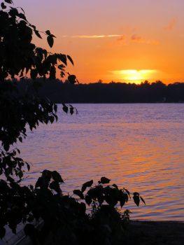 lake sunset (Jeannie)