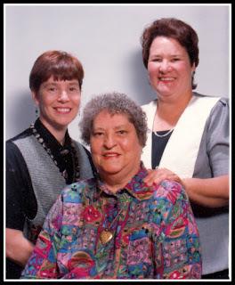M.E., Karen & Leila