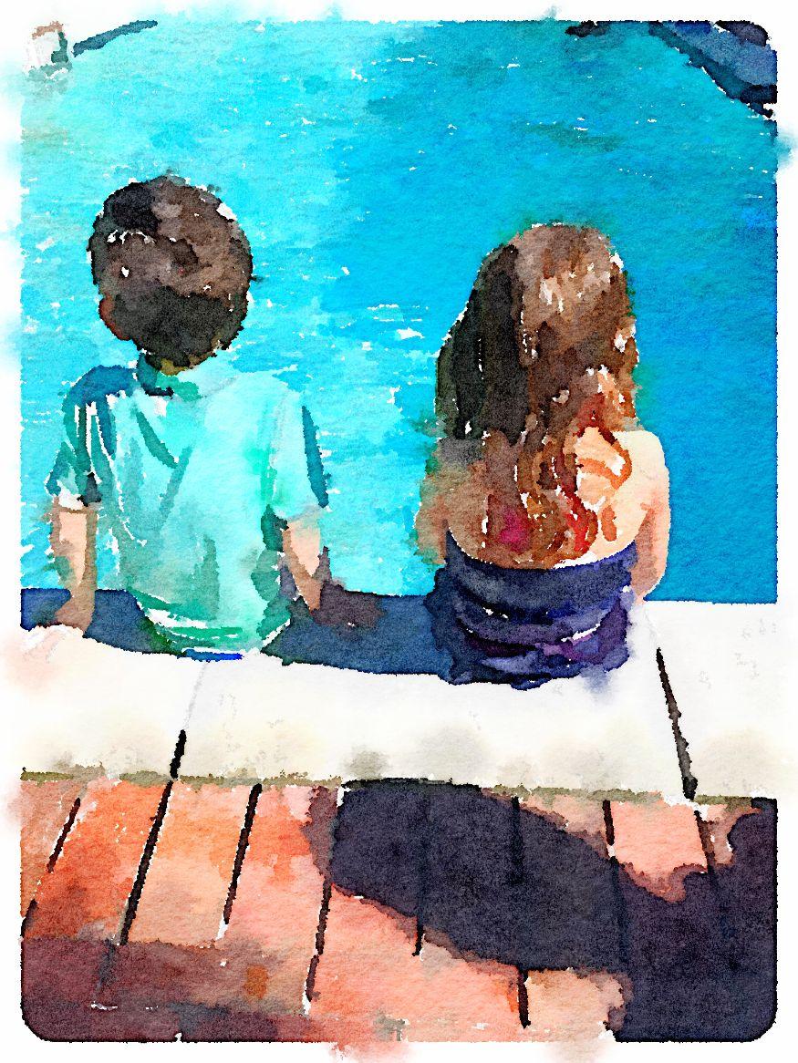 Turning Family Memories into Artwork Escape