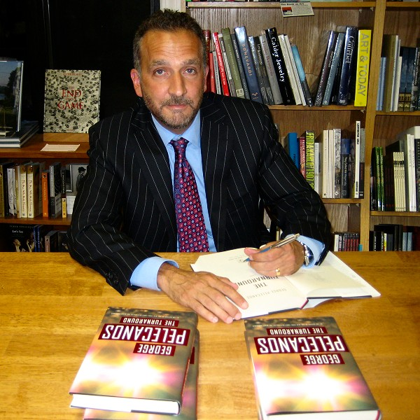 George Pelecanos - August 2008 - Poetry & Prose in DC